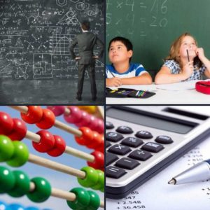 4 слова 1 ответ - Алгебра