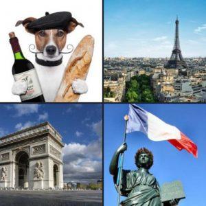 4 слова 1 ответ - Франция