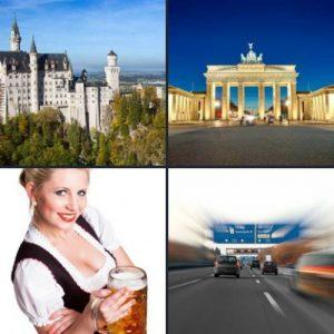 4 слова 1 ответ - Германия