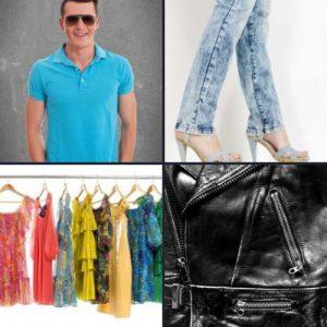 4 слова 1 ответ - Одежда