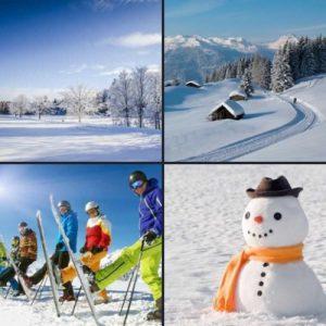 4 слова 1 ответ - Снег