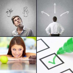 4 слова 1 ответ - Выбор
