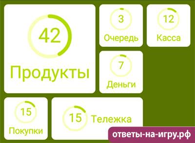 94 процента - Супермаркет