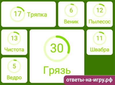 94 процента - Уборка